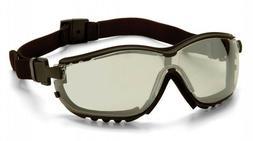 Pyramex V2G Vented Ballistic Anti-Fog Safety Glasses Pick Le