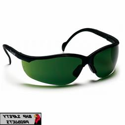 PYRAMEX VENTURE II SAFETY GLASSES 3.0 IR WELDING LENS SB1860