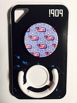 VINEYARD WHALES POPSOCKETS  with Advanced 3M Adhesives and F