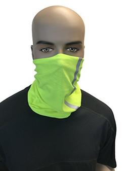 High Visibility Reflective Safety Face Clothing - Neck Gaite