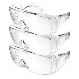 Rugged Blue Visitor Safety Glasses