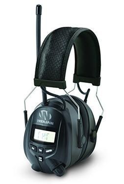 Wired Yellow Stereo Tekk Protection Worktunes Earmuf Black 9054100000v