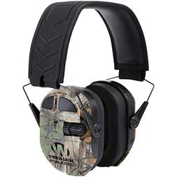WALKERS GAME EAR GWP-XPMQRT Ultimate Power Muff Quads  Camo)