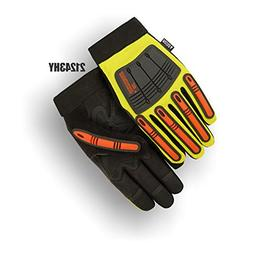 Majestic WATERPROOF ARMORSKIN GLOVES WITH KNUCKLE & FINGER
