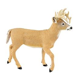 Safari Ltd. Whitetail Buck XL – Realistic Hand Painted Toy