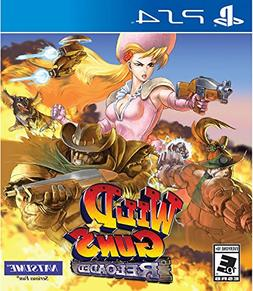 Wild Guns: Reloaded - PlayStation 4