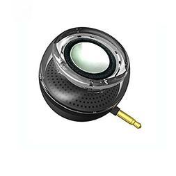 Wireless Speakers, Leadsound Crystal Portable mini Speaker w