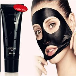 TraveT Women Deep Cleansing Black Mud Face Mask Blackhead Ac