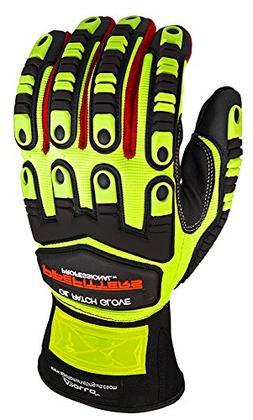Apollo Performance Work Gloves 3003, Pipefitters Professiona
