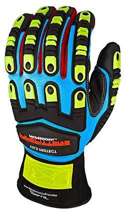 Apollo Performance Work Gloves 3021, Pipefitters Professiona