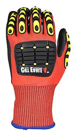 Apollo Performance Work Gloves 3033, Pipefitters Professiona