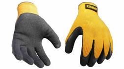 DeWalt Work Gloves DPG70 Textured Rubber Coated Gripper Grab