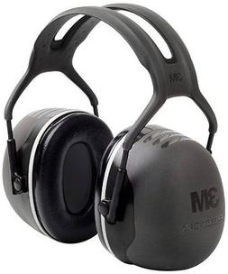 3M X5A Peltor X-Series Over-the-Head Earmuffs, NRR 31 dB, On