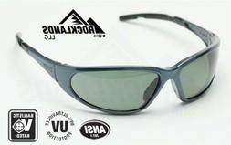 Elvex XTS Safety/Sun Glasses Grey Polarized Lens /Tactical/S