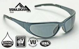 Elvex XTS™ Safety/Tactical/Shooting Glasses Gray Anti-Fog