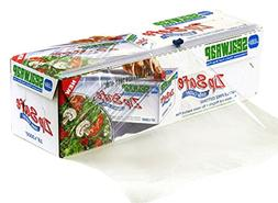 "SealWrap Zipsafe Plastic Wrap, 12"" Wide by 3000' Length, PVC"
