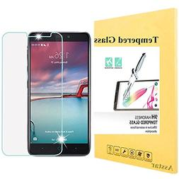 Asstar ZTE Zmax Pro, ZTE Carry Z981 Tempered Glass Screen Pr