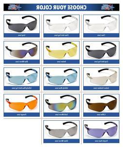 Pyramex Ztek Safety Glasses Work Eyewear Choose Your Lens Co
